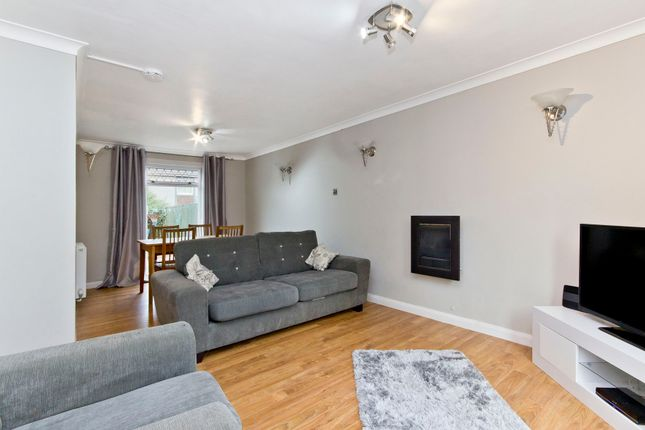 Thumbnail End terrace house for sale in Langside Gardens, Polbeth, Polbeth
