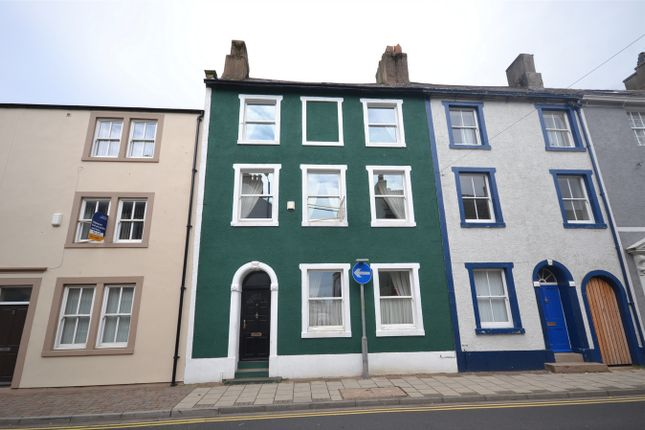 5 bed terraced house for sale in Irish Street, Whitehaven, Cumbria