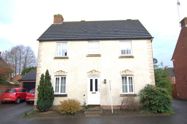 Thumbnail Detached house to rent in Downham View, Dursley, Gloucestershire