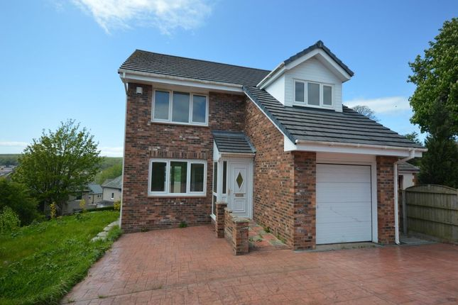 Thumbnail Detached house for sale in Manor Gardens, Hensingham, Whitehaven