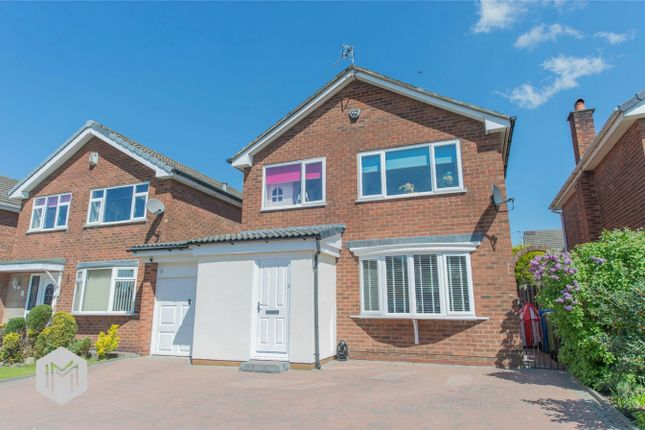 Thumbnail Link-detached house for sale in Withington Drive, Astley, Manchester