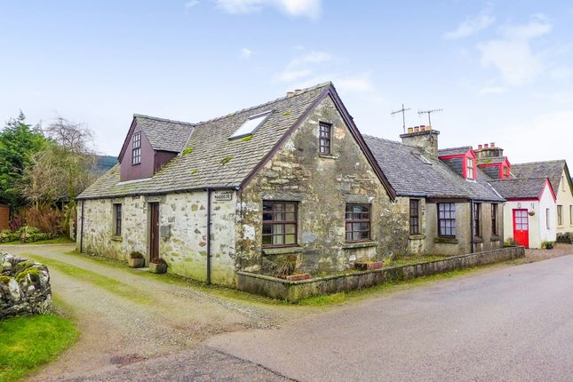 Thumbnail End terrace house for sale in Mawenyoupe Bridgend, Kilmichael Glassary