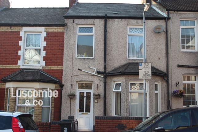 Thumbnail Terraced house to rent in Coldra Road, Newport