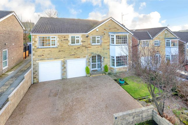 6 bed detached house for sale in Sutton Drive, Cullingworth, Bradford BD13