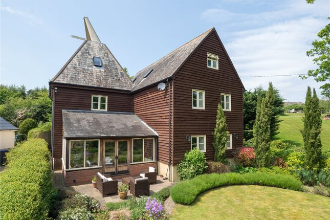 Thumbnail Detached house for sale in Bigbury, Harbledown, Canterbury, Kent