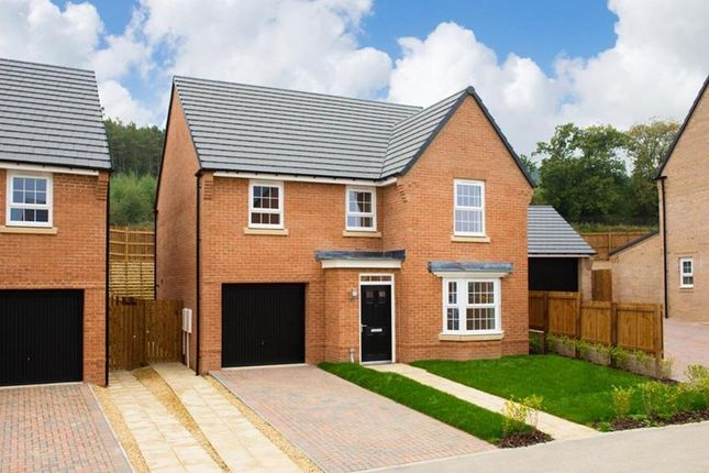 "Thumbnail Detached house for sale in ""Millford"" at New Road, Tankersley, Barnsley"