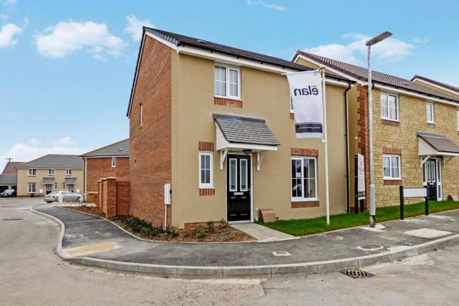 Thumbnail Detached house to rent in Everlanes Close, Milborne Port, Sherborne, Somerset
