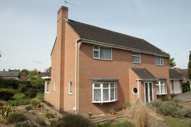 Thumbnail Detached house for sale in Lurmer Street, Fontmell Magna, Shaftesbury, Dorset