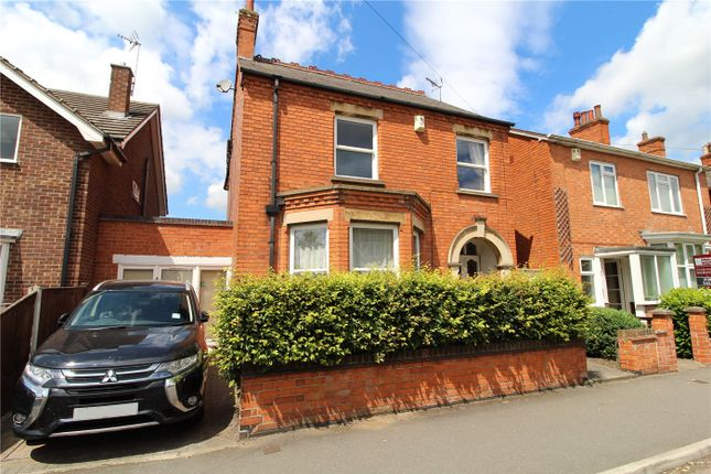 Thumbnail Detached house for sale in Lime Grove, Newark