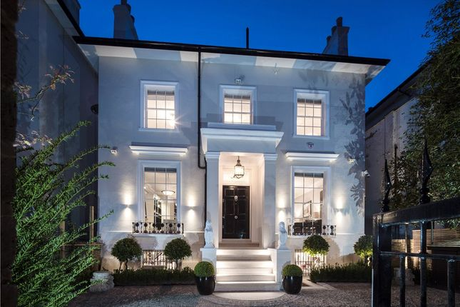 Thumbnail Detached house for sale in Carlton Hill, St John's Wood, London