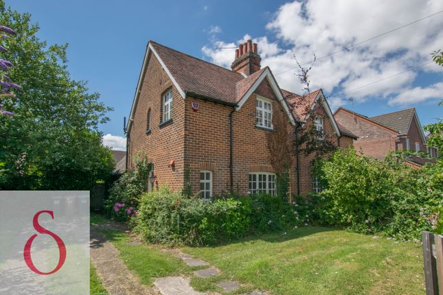 Thumbnail Semi-detached house to rent in Ground Lane, Hatfield