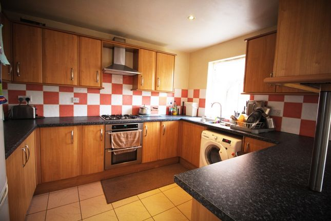 Thumbnail Semi-detached house for sale in Jellicoe Road, Leicester