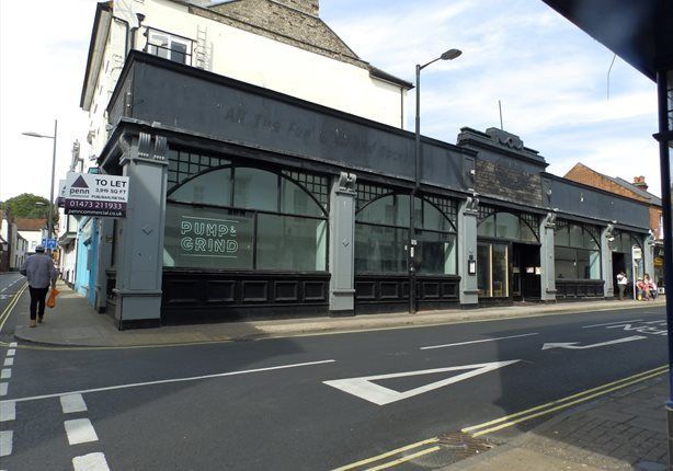 Thumbnail Pub/bar to let in 1 Great Colman Street, Ipswich