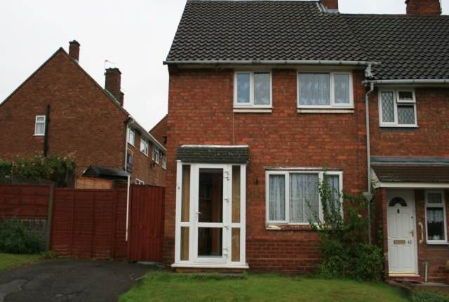 Thumbnail Property to rent in Neath Road, Bloxwich, Walsall