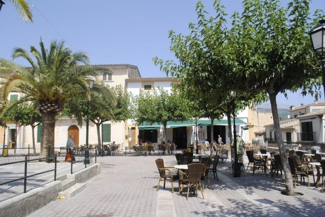 Campanet of Spain, Mallorca, Campanet