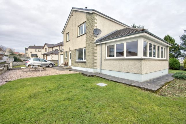 Thumbnail Detached house for sale in College Place, Thurso, Caithness