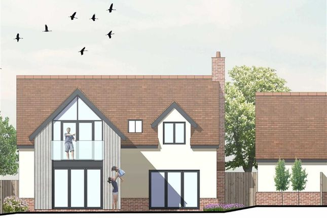 Thumbnail Detached house for sale in Plot 2 Adforton Farm, Adforton, Craven Arms