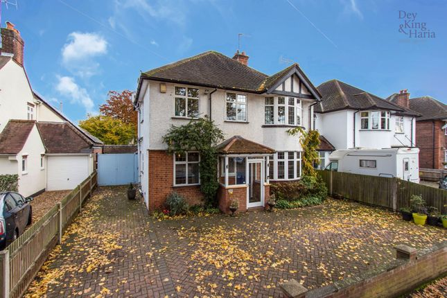 Thumbnail Detached house for sale in Cassiobury Drive, Watford