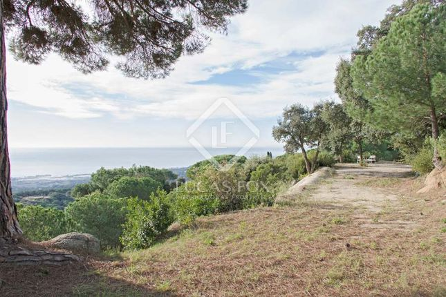 Thumbnail Land for sale in Spain, Barcelona North Coast (Maresme), Supermaresme, Lfs7117