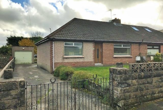 Thumbnail Semi-detached bungalow for sale in Tower Road, Hirwaun, Aberdare