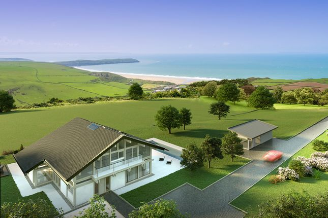 Land for sale in Superb Coastal Building Plot, Woolacombe