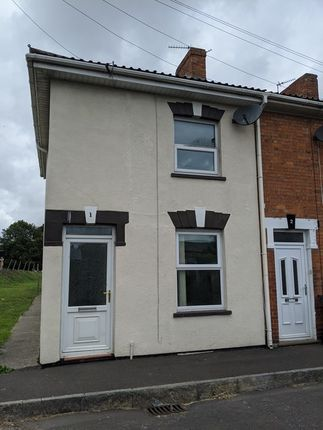 Thumbnail End terrace house to rent in Oxford Terrace, Bridgwater