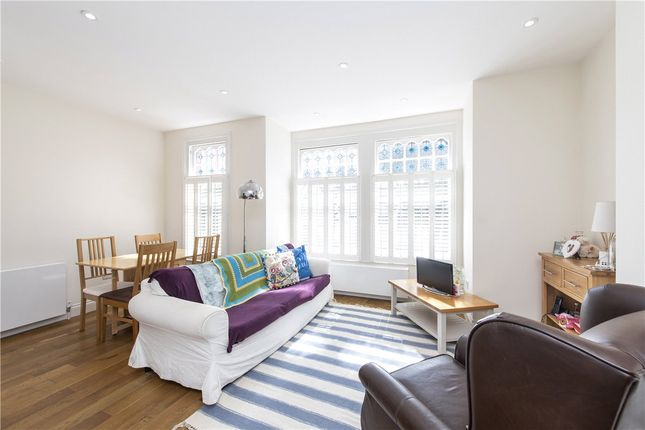 Thumbnail Flat for sale in Moyser Road, London