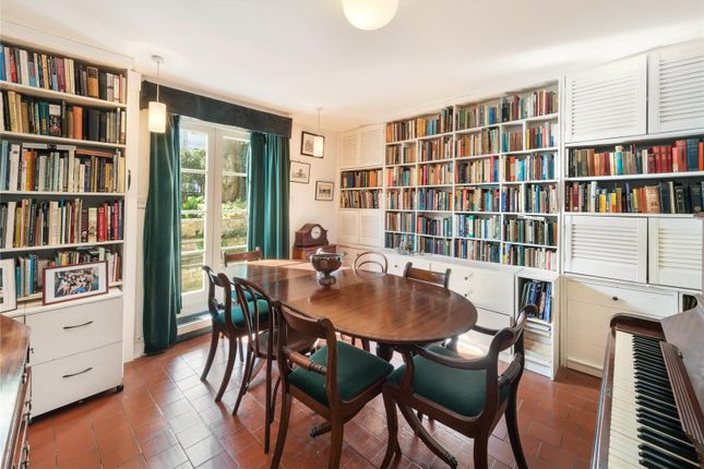 Dining Room of Newton Road, Notting Hill, London W2