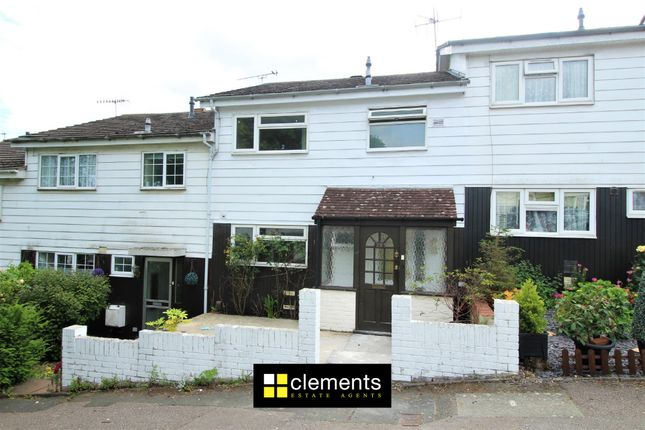 Thumbnail Terraced house to rent in Sempill Road, Hemel Hempstead