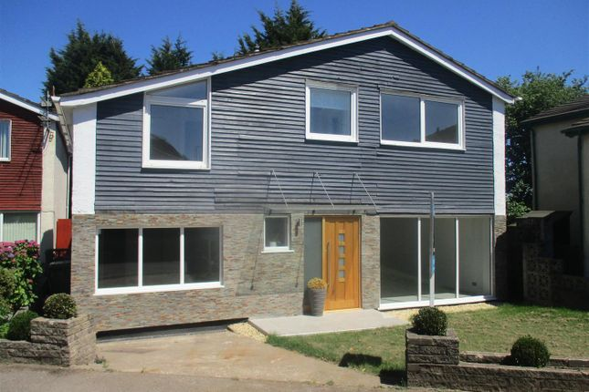 Thumbnail Detached house for sale in White Oaks Drive, Old St. Mellons, Cardiff