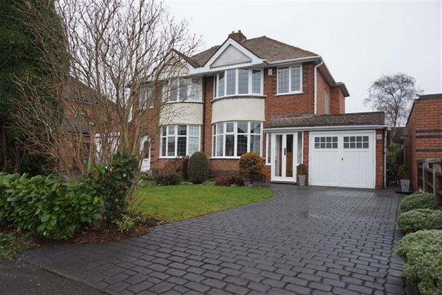 3 bed semi-detached house for sale in Hawthorne Road, Castle Bromwich, Birmingham