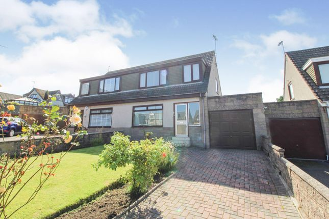 Thumbnail Semi-detached house for sale in Rosewood Avenue, Nigg, Aberdeen