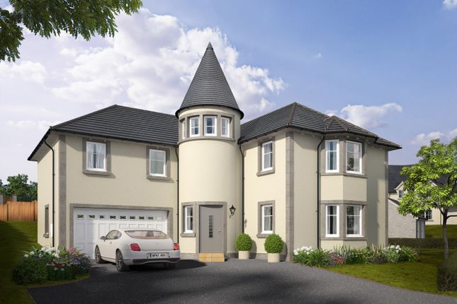 Thumbnail Detached house for sale in The Balmoral, Menzies Park, Riverside Of Blairs, Aberdeen