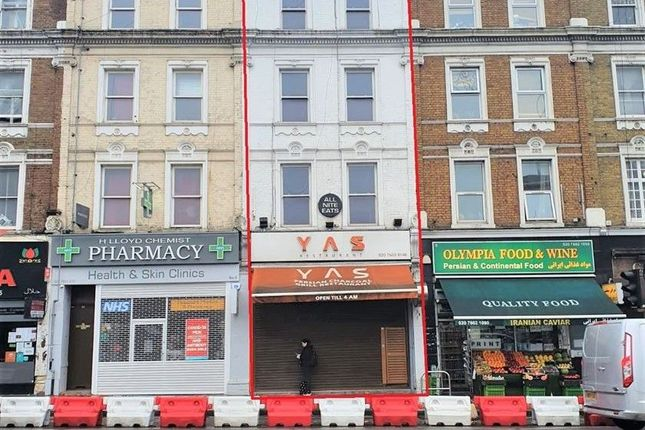 Thumbnail Restaurant/cafe for sale in Hammersmith Road, London