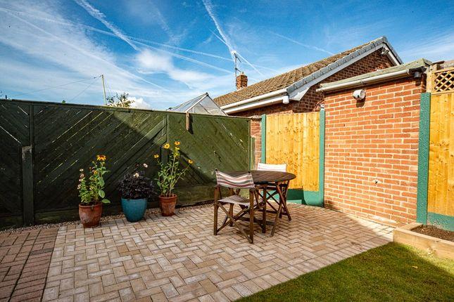 Garden of Alverley Lane, Doncaster, South Yorkshire DN4
