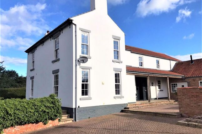 Thumbnail Detached house for sale in Station Road, Sturton-Le-Steeple, Retford