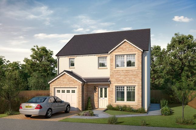 Thumbnail Detached house for sale in Dumbarton Drive, Glenboig