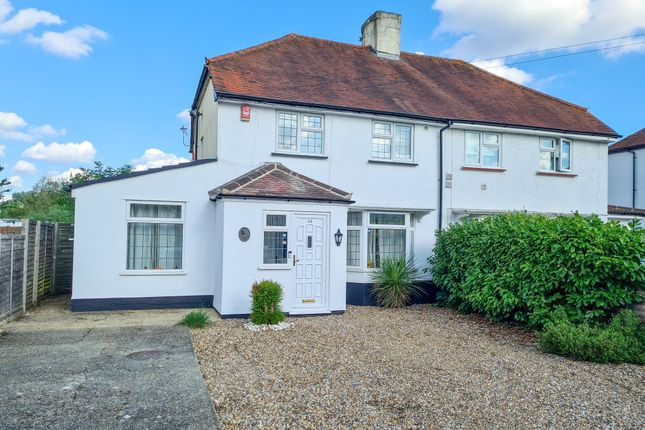 3 bed semi-detached house for sale in Douglas Lane, Wraysbury, Staines TW19