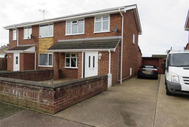 Thumbnail Property to rent in Caledonian Way, Belton, Great Yarmouth