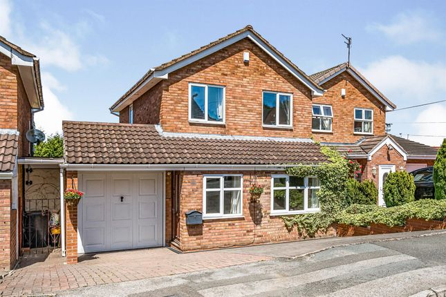 Thumbnail Detached house for sale in Chancery Way, Quarry Bank, Brierley Hill