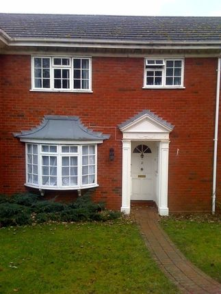Thumbnail Property to rent in Grosvenor Mews, Grosvenor Road, Highfield, Southampton