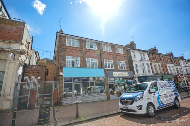 Thumbnail Maisonette for sale in Western Road, Bexhill-On-Sea