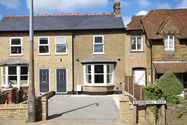 Thumbnail Property for sale in Bournehall Road, Bushey Village WD23.