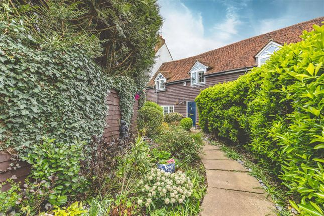 Thumbnail Terraced house for sale in Albany Park, Colnbrook, Slough