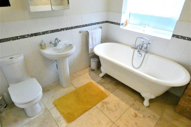 Family Bathroom of Wyndham Close, Oadby, Leicester LE2