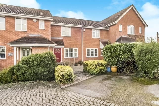 Thumbnail Terraced house for sale in Tollsworth Way, Puckeridge, Ware, Hertfordshire