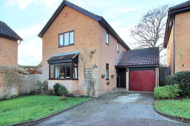 Thumbnail Detached house for sale in Overton Shaw, East Grinstead, West Sussex