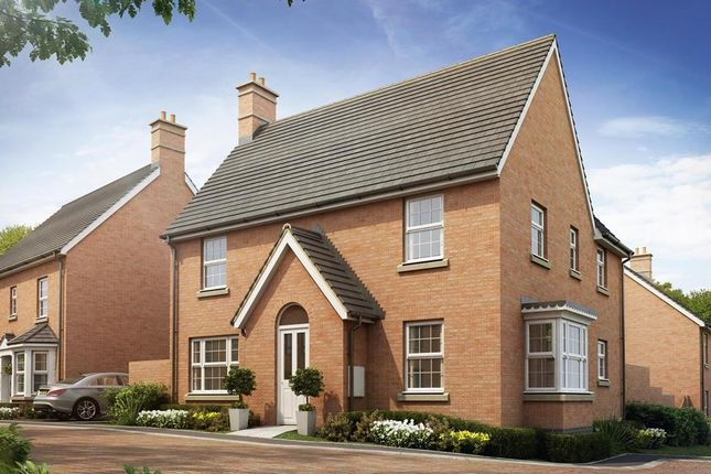 """4 bedroom detached house for sale in """"Lincoln"""" at Bevans Lane, Pontrhydyrun, Cwmbran"""