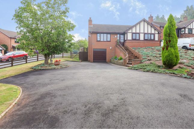 2 bed detached bungalow for sale in Chirk Close, Kidderminster DY10