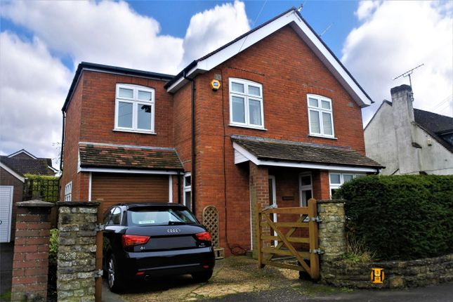 Thumbnail Detached house for sale in Christys Lane, Shaftesbury